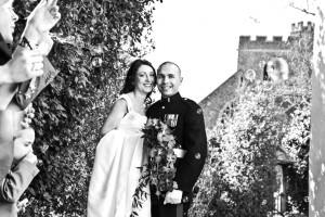 Mersea Wedding Photo