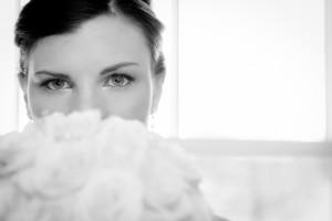 Quendon Hall Bride