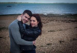 Engagement Shoot Essex Beach