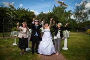 Wedding Photographer The Thurrock Hotel