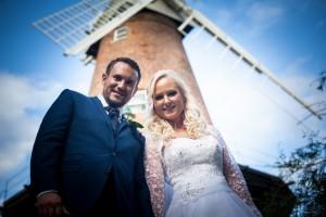 Wedding Photographer Rayleigh Windmill