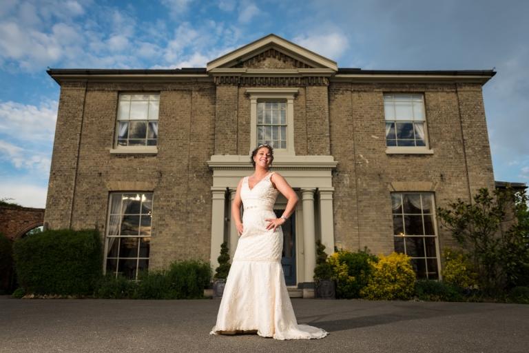 Wedding UK Photographer The Fennes