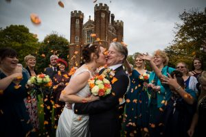 Leez Priory Essex Wedding