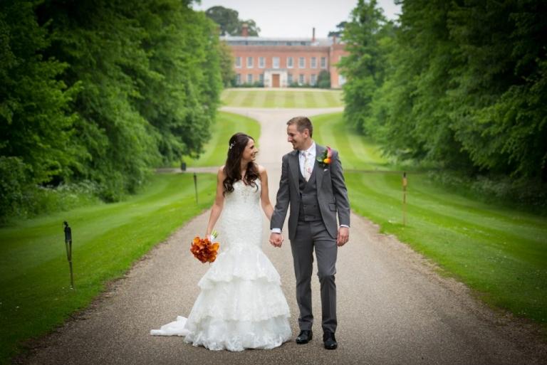 Wedding Braxted Park