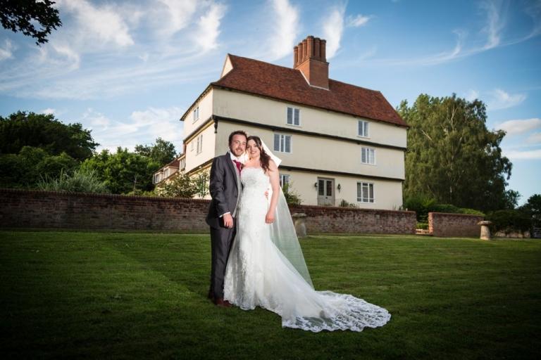 Houchins Barn Wedding in Essex