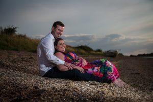 Engagement Shoot on Beach