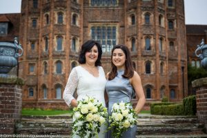 Layer Marney Tower Wedding Photography in Essex
